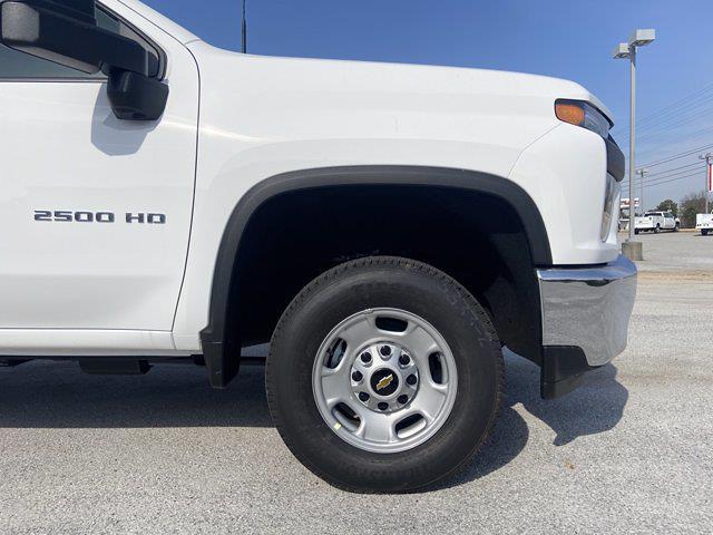 2021 Chevrolet Silverado 2500 Double Cab 4x2, Knapheide Service Body #211281 - photo 9