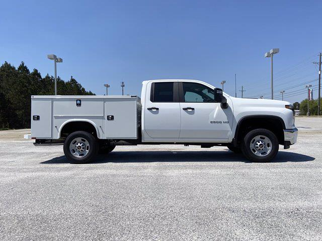 2021 Chevrolet Silverado 2500 Double Cab 4x2, Knapheide Service Body #211297 - photo 3