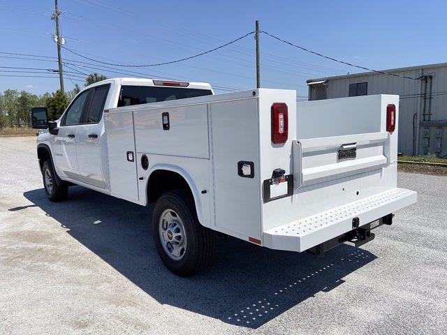 2021 Chevrolet Silverado 2500 Double Cab 4x2, Knapheide Service Body #211297 - photo 6
