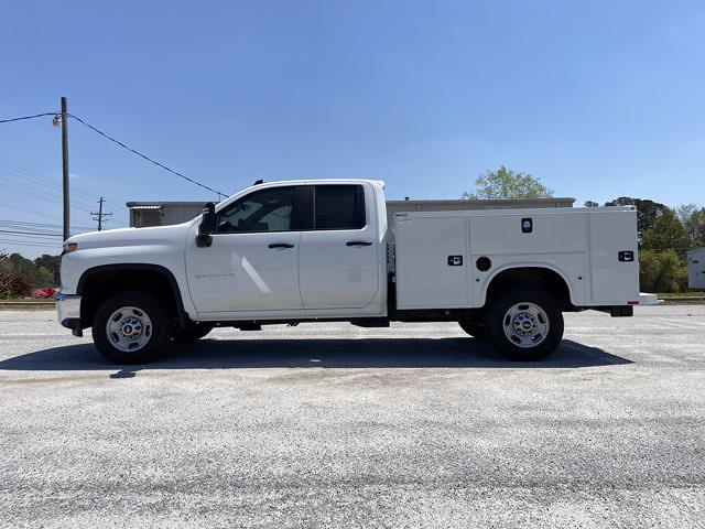 2021 Chevrolet Silverado 2500 Double Cab 4x2, Knapheide Service Body #211297 - photo 8