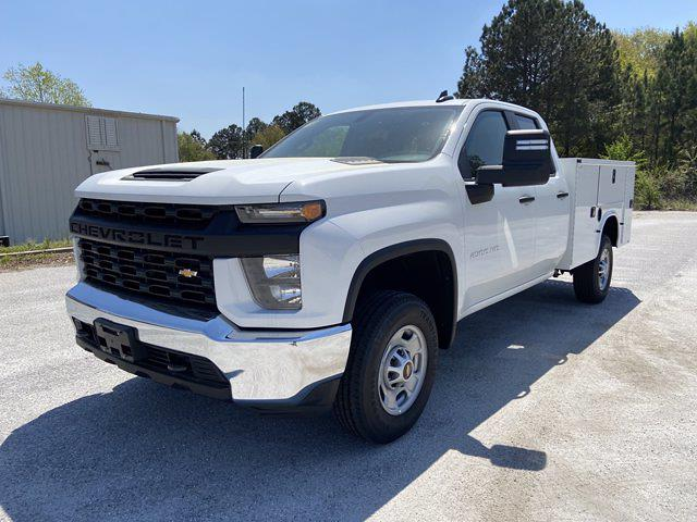 2021 Chevrolet Silverado 2500 Double Cab 4x2, Knapheide Service Body #211297 - photo 9