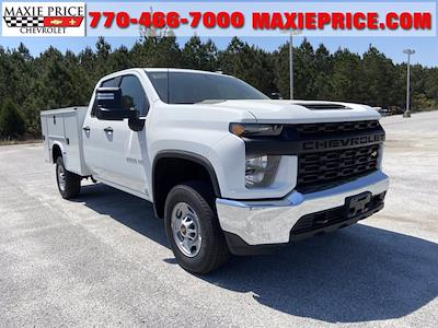 2021 Chevrolet Silverado 2500 Double Cab 4x2, Knapheide Service Body #211297 - photo 1