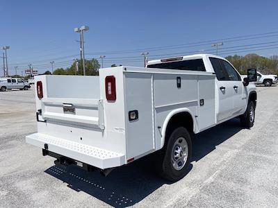2021 Chevrolet Silverado 2500 Double Cab 4x2, Knapheide Service Body #211297 - photo 2