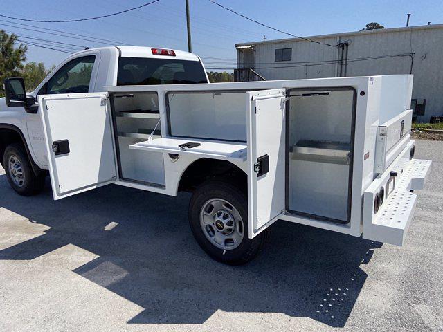 2021 Chevrolet Silverado 2500 Regular Cab 4x2, Warner Select Pro Service Body #211305 - photo 6