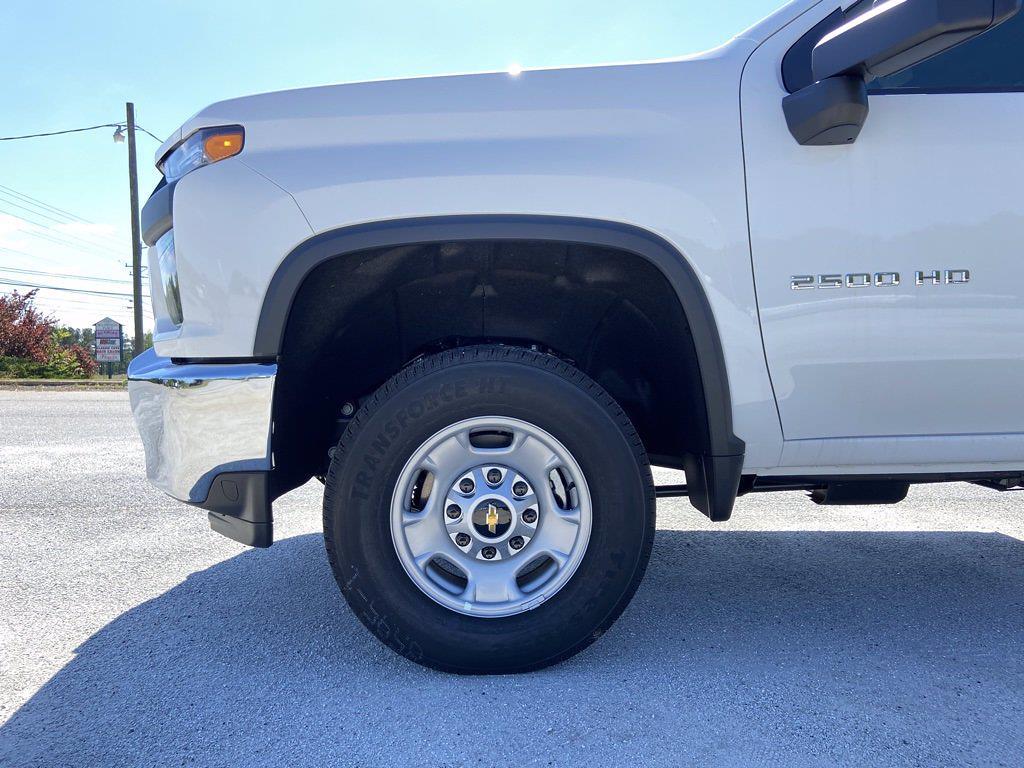 2021 Chevrolet Silverado 2500 Regular Cab 4x2, Knapheide PGNB Gooseneck Platform Body #211326 - photo 10