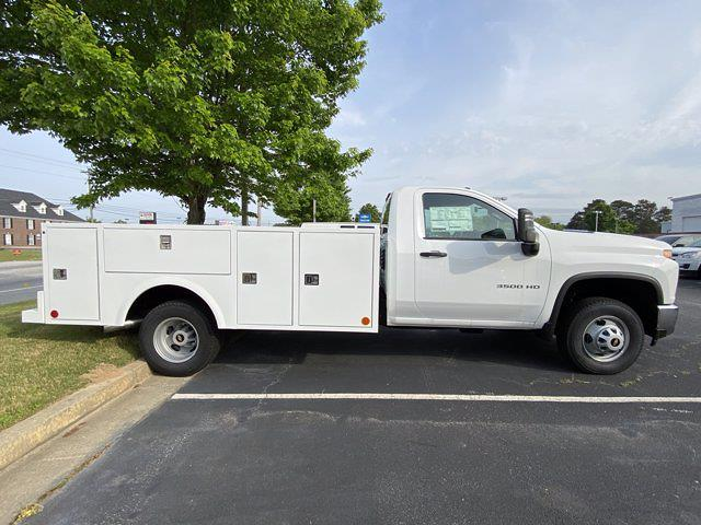 2021 Chevrolet Silverado 3500 Regular Cab 4x2, Warner Select Pro Service Body #211331 - photo 4