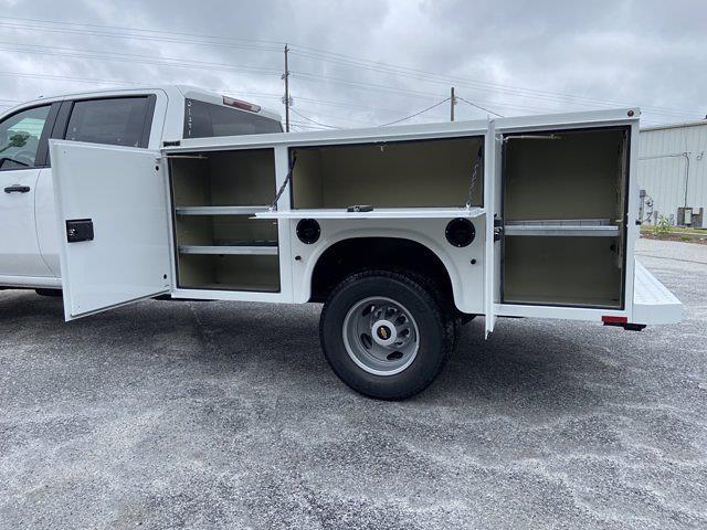 2021 Chevrolet Silverado 3500 Crew Cab 4x2, Knapheide Service Body #211340 - photo 10