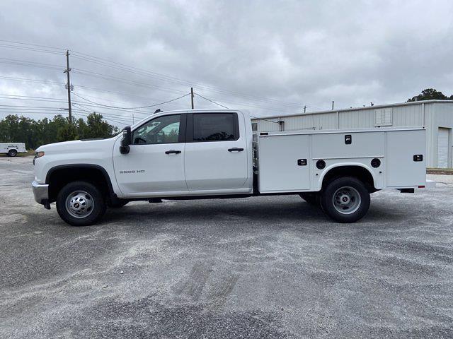 2021 Chevrolet Silverado 3500 Crew Cab 4x2, Knapheide Service Body #211340 - photo 6