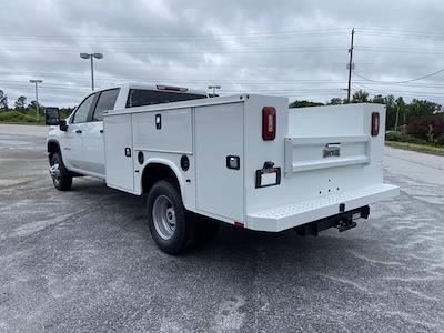 2021 Chevrolet Silverado 3500 Crew Cab 4x2, Knapheide Service Body #211340 - photo 5