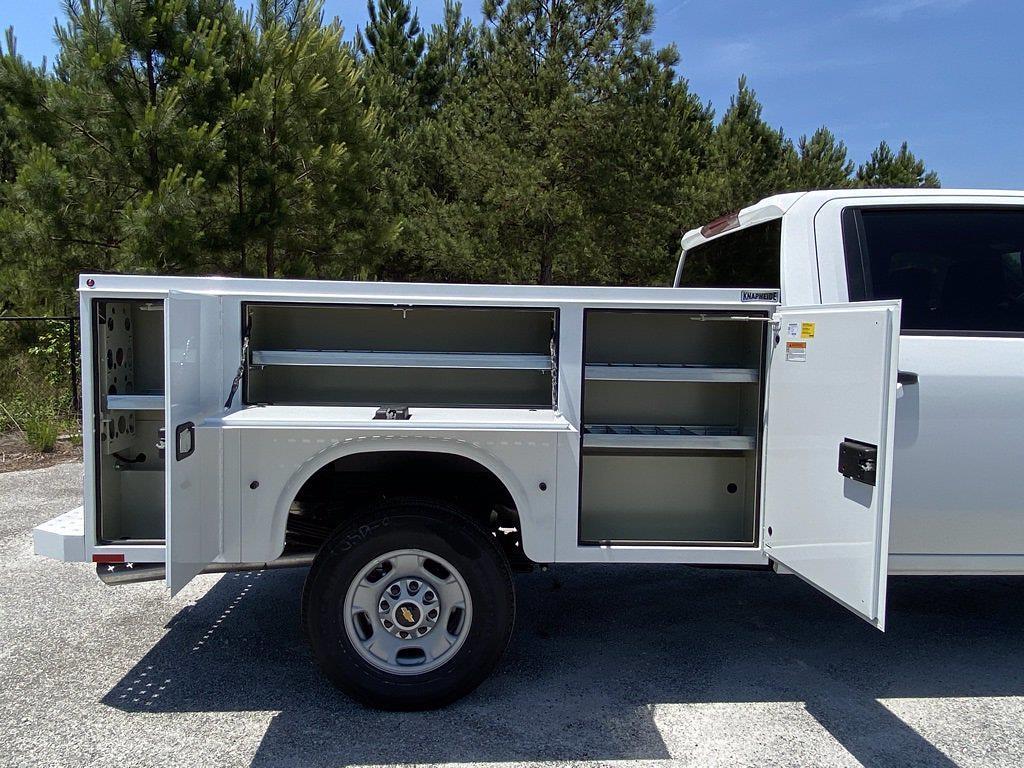 2021 Chevrolet Silverado 2500 Crew Cab 4x4, Knapheide Service Body #211356 - photo 15