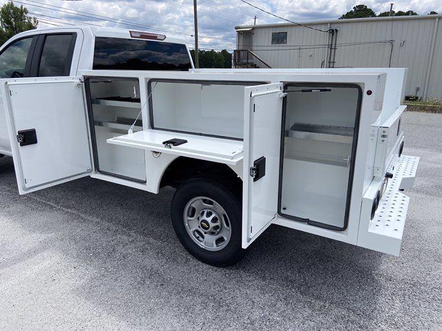 2021 Chevrolet Silverado 2500 Double Cab 4x4, Warner Select Pro Service Body #211386 - photo 10