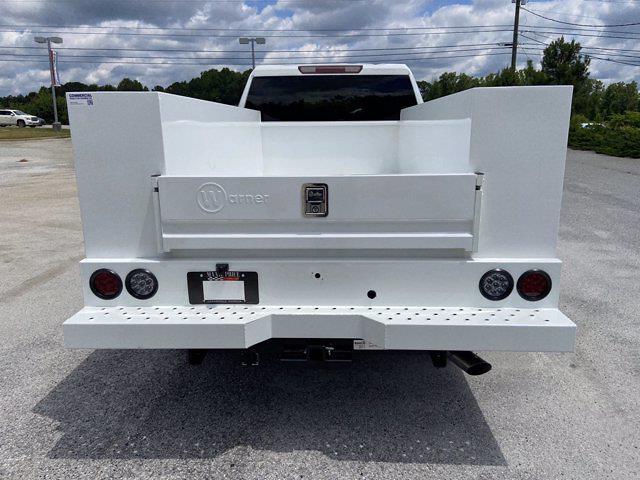 2021 Chevrolet Silverado 2500 Double Cab 4x4, Warner Select Pro Service Body #211386 - photo 4