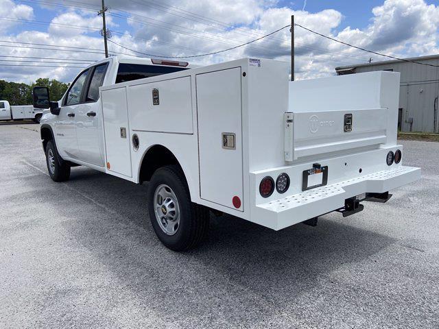 2021 Chevrolet Silverado 2500 Double Cab 4x4, Warner Select Pro Service Body #211386 - photo 5
