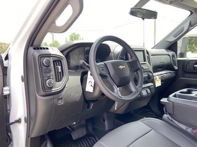 2021 Chevrolet Silverado 3500 Crew Cab 4x4, Warner Service Body #211393 - photo 12