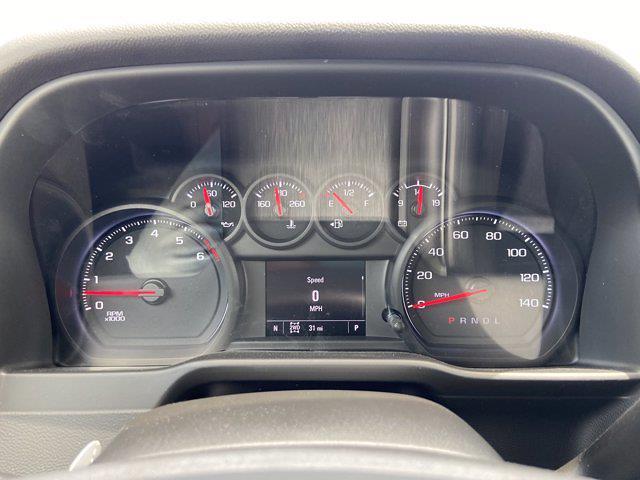 2021 Chevrolet Silverado 3500 Crew Cab 4x4, Warner Service Body #211393 - photo 18