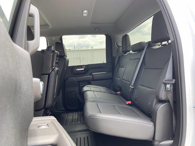 2021 Chevrolet Silverado 3500 Crew Cab 4x4, Warner Service Body #211393 - photo 21