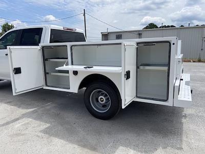 2021 Chevrolet Silverado 3500 Crew Cab 4x4, Warner Service Body #211393 - photo 10