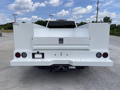 2021 Chevrolet Silverado 3500 Crew Cab 4x4, Warner Service Body #211393 - photo 4