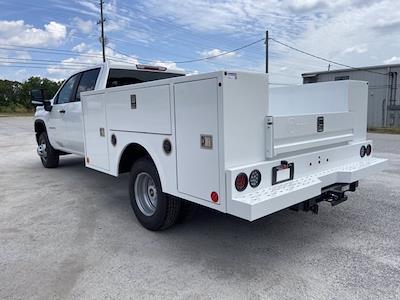 2021 Chevrolet Silverado 3500 Crew Cab 4x4, Warner Service Body #211393 - photo 5