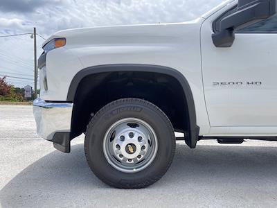 2021 Chevrolet Silverado 3500 Crew Cab 4x4, Warner Service Body #211393 - photo 9