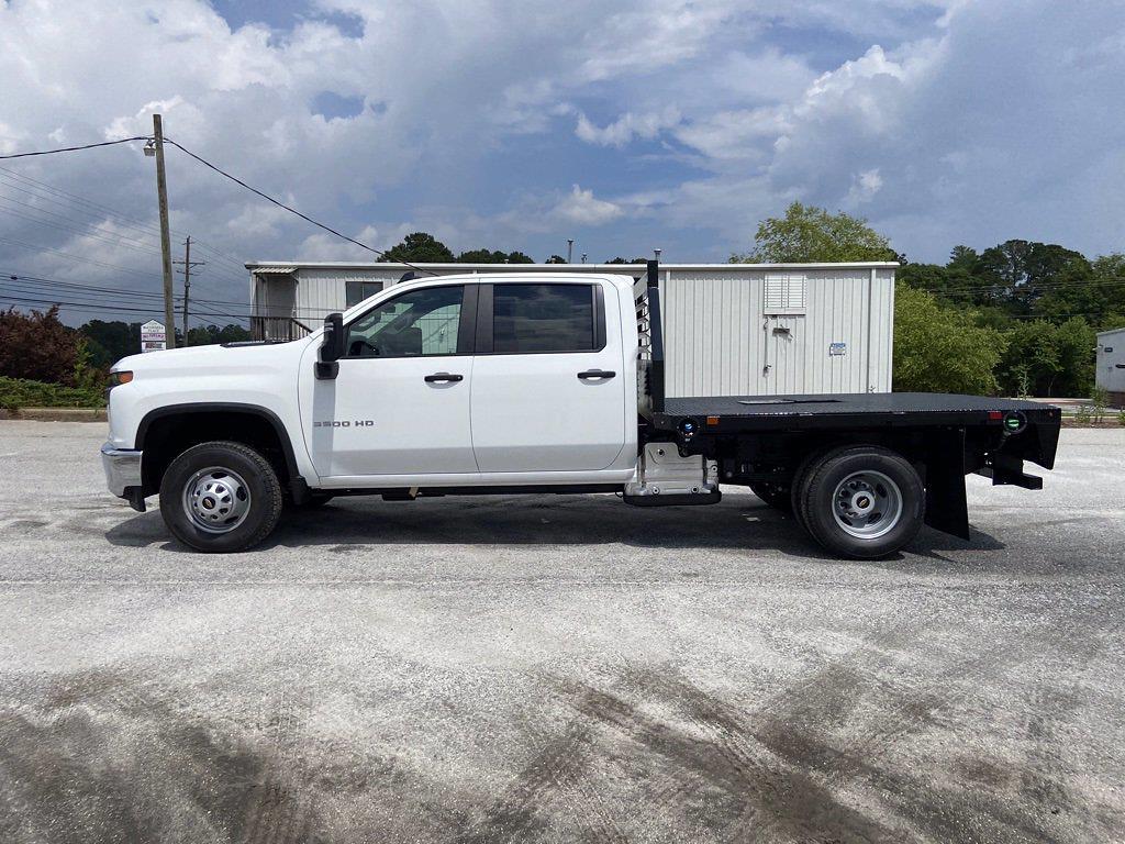2021 Chevrolet Silverado 3500 Crew Cab 4x4, Commercial Truck & Van Equipment Platform Body #211397 - photo 7