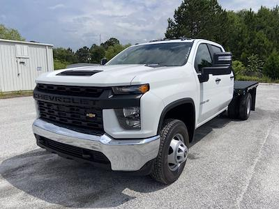 2021 Chevrolet Silverado 3500 Crew Cab 4x4, Commercial Truck & Van Equipment Platform Body #211397 - photo 8