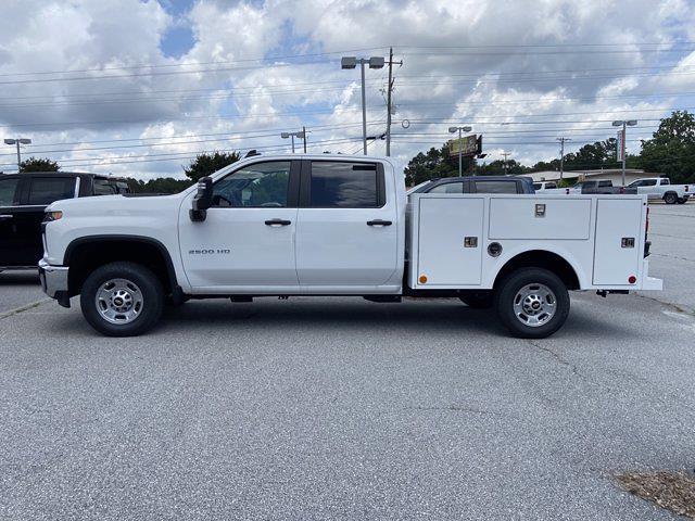 2021 Chevrolet Silverado 2500 Double Cab 4x2, Service Body #211398 - photo 2