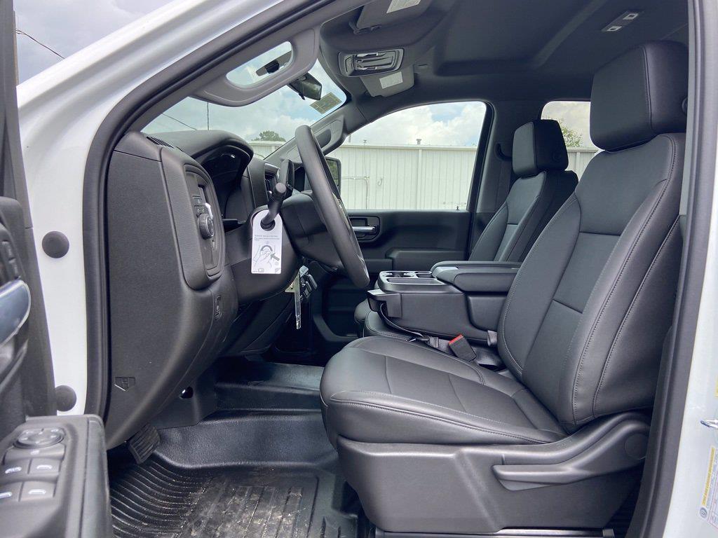 2021 Chevrolet Silverado 2500 Double Cab 4x2, Service Body #211398 - photo 12
