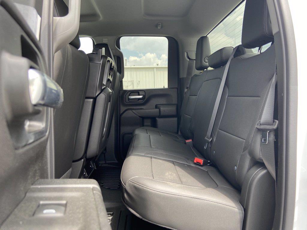 2021 Chevrolet Silverado 2500 Double Cab 4x2, Service Body #211398 - photo 24