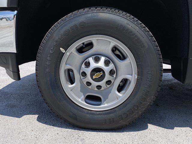 2021 Chevrolet Silverado 2500 Crew Cab 4x2, Warner Service Body #211411 - photo 12