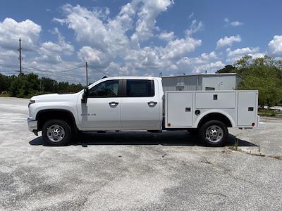 2021 Chevrolet Silverado 2500 Crew Cab 4x2, Warner Service Body #211411 - photo 5