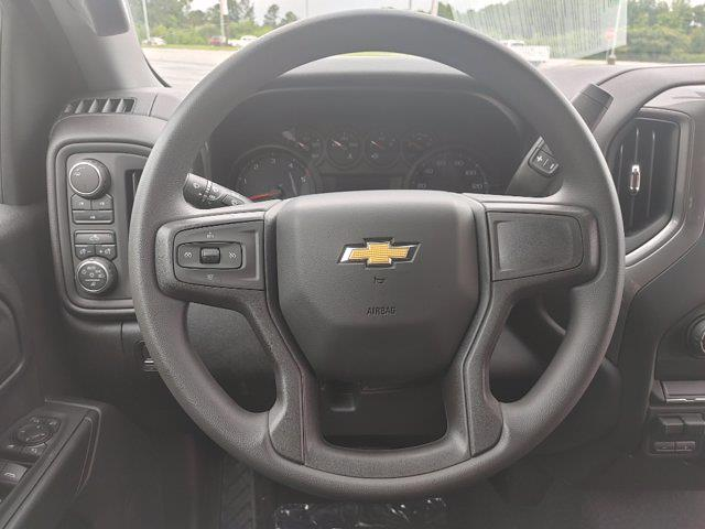 2021 Chevrolet Silverado 2500 Crew Cab 4x4, Warner Select II Service Body #211434 - photo 30