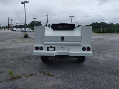 2021 Chevrolet Silverado 2500 Crew Cab 4x4, Warner Select II Service Body #211434 - photo 4