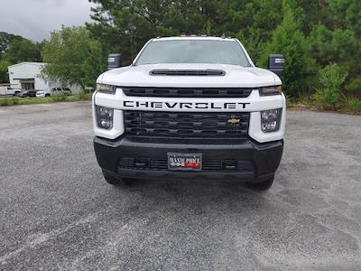 2021 Chevrolet Silverado 2500 Crew Cab 4x4, Warner Select II Service Body #211434 - photo 8