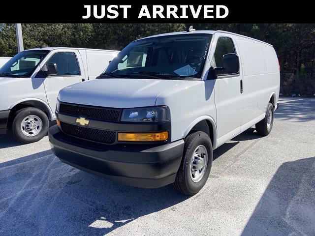 2021 Chevrolet Express 2500 4x2, Empty Cargo Van #213037 - photo 1