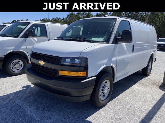 2021 Chevrolet Express 2500 4x2, Empty Cargo Van #213040 - photo 1