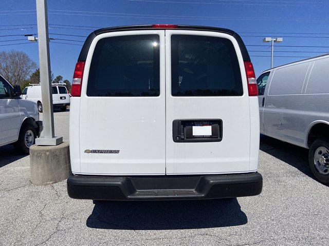 2021 Chevrolet Express 2500 4x2, Empty Cargo Van #213040 - photo 2