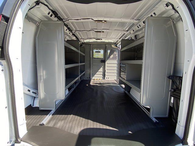 2021 Chevrolet Express 2500 4x2, Adrian Steel Upfitted Cargo Van #213044 - photo 2