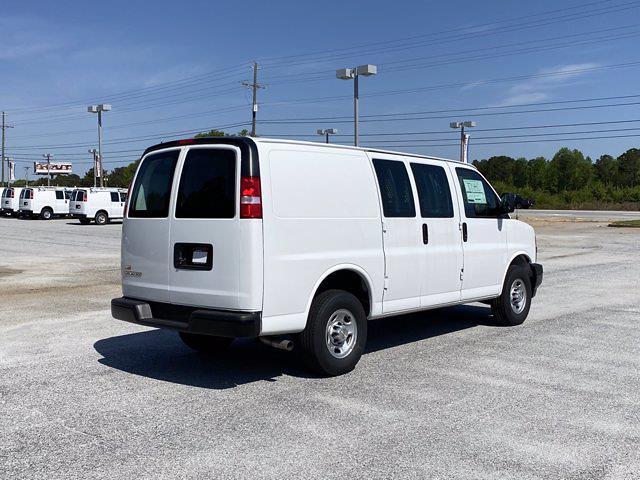 2021 Chevrolet Express 2500 4x2, Adrian Steel Upfitted Cargo Van #213044 - photo 4
