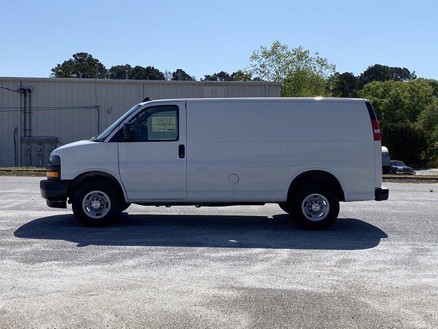 2021 Chevrolet Express 2500 4x2, Adrian Steel Upfitted Cargo Van #213044 - photo 7