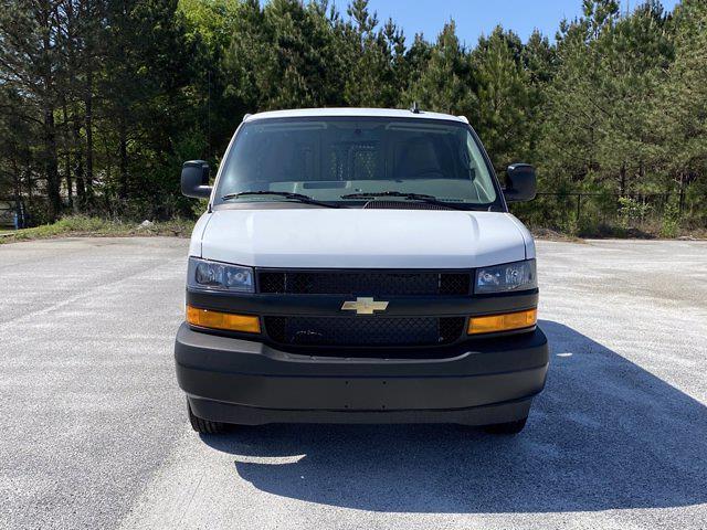 2021 Chevrolet Express 2500 4x2, Adrian Steel Upfitted Cargo Van #213044 - photo 9