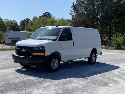 2021 Chevrolet Express 2500 4x2, Adrian Steel Upfitted Cargo Van #213044 - photo 8