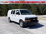 2021 Chevrolet Express 2500 4x2, Adrian Steel Upfitted Cargo Van #213044 - photo 1