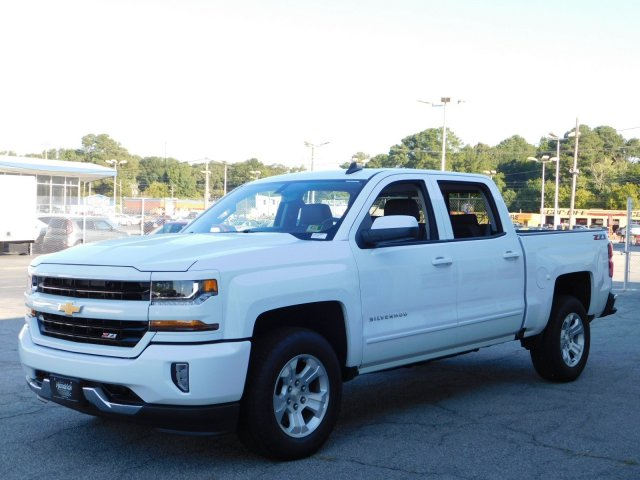 2018 Silverado 1500 Crew Cab 4x4,  Pickup #181199 - photo 7
