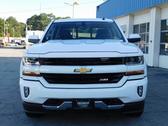 2018 Silverado 1500 Crew Cab 4x4,  Pickup #181199 - photo 8