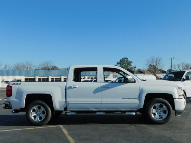2018 Silverado 1500 Crew Cab 4x4,  Pickup #181228 - photo 3