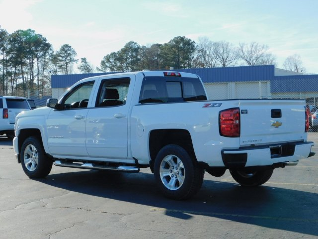 2018 Silverado 1500 Crew Cab 4x4,  Pickup #181228 - photo 5