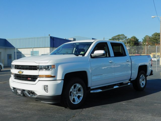 2018 Silverado 1500 Crew Cab 4x4,  Pickup #181228 - photo 7