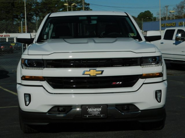 2018 Silverado 1500 Crew Cab 4x4,  Pickup #181228 - photo 8