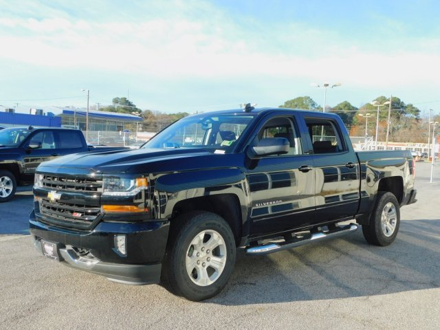 2018 Silverado 1500 Crew Cab 4x4,  Pickup #181335 - photo 7